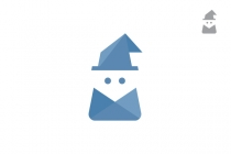 Cute Wizard App Logo
