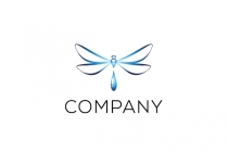 Dragonfly Drop Logo