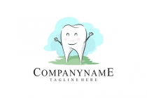 Smiley Tooth Logo