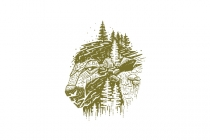 Bison Forest Logo