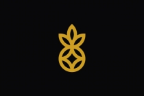 Golden Pineapple Logo