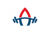 A Fitness Logo