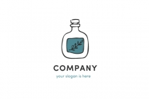 Bottle Logo