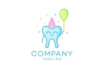 Party Tooth Logo
