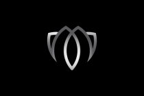 Letter M Luxury Logo