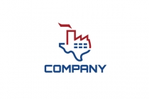 Texas Factory Logo