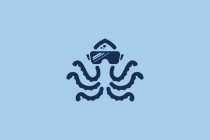 Virtual Octopus Logo