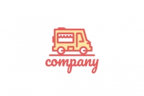 Happy Food Van Logo