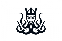 King Octopus Logo