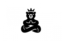 King Bear Meditation...