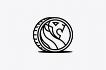 Lion Coin Logo
