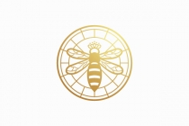 Bee Queen Logo