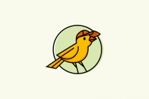 Fan Bird Logo