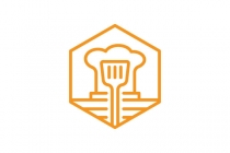 Cooking Chef Logo
