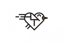 Bird Message Logo