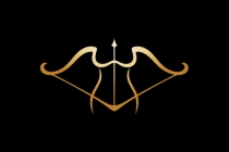 Woman Archery Logo