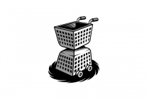 Hourglass Cart Logo