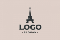 Paris Restaurant Logo
