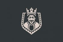 Happy King Logo