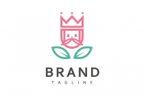 Tulip King Logo