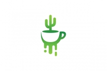 Tea And Cactus Logo...