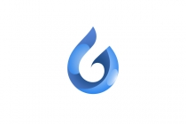 Pure Water G Logo