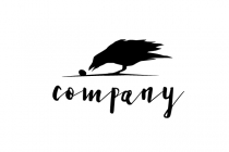 Curious Crow Logo