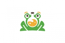 Chemical Frog Logo