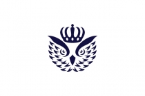 King Owl Logo