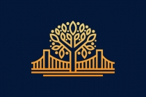 Tree Bridge Logo