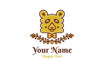 Mr Honey Bear Logo