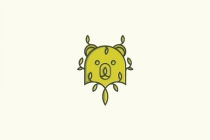 Leaf Bear Logo