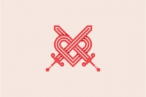 Love Swords Logo