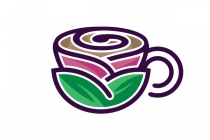 Rose Coffe Logo