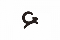 C For Cat Logo