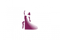 Dancing Lady Logo