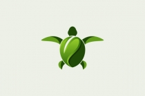 Turtle Leaf Logo