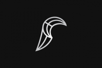 Luxury Toucan Logo
