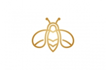 Drops Bee Logo