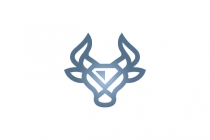 Diamond Bull Logo