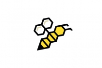 Tech Bee Logo