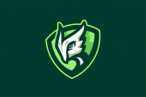 Green Owl Logo