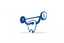 Strong Teeth Logo