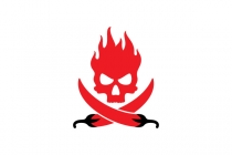 Spicy Pirate Logo