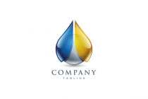 Water And Oils Logo