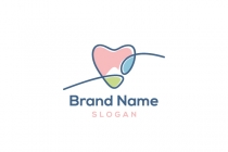 Dental Heart Logo