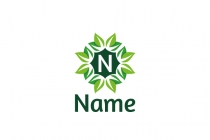 Nature Frame Logo
