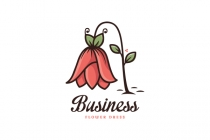 Flower Dress Logo