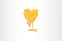 Honey Lover Logo