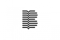 B Logo For Book